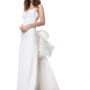NEW Wedding Dress Beach , lightweight SEXY silk